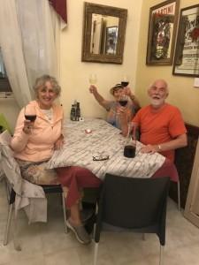 dinner on Gozo