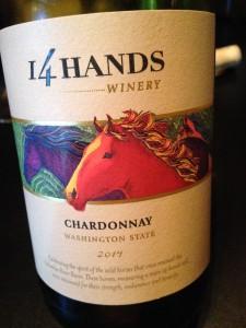 Our Washington wine.
